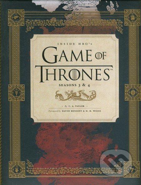 Game of Thrones (Seasons 3 and 4) - C.A. Taylor