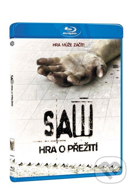 Saw: Hra o přežití BLU-RAY