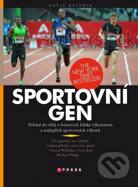 Sportovní gen - David Epstein