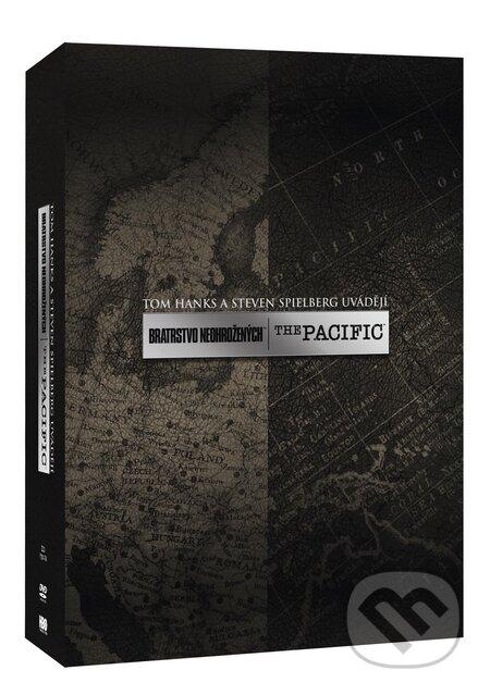 Bratrstvo neohrožených + The Pacific kolekce DVD