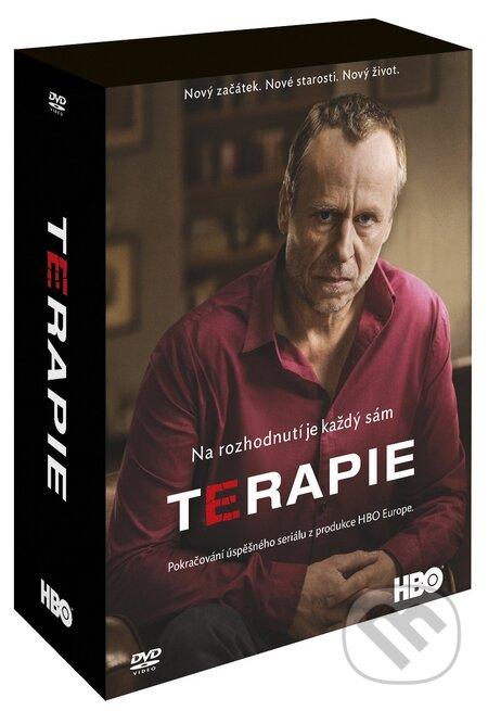 Terapie II. 2. série 7DVD DVD