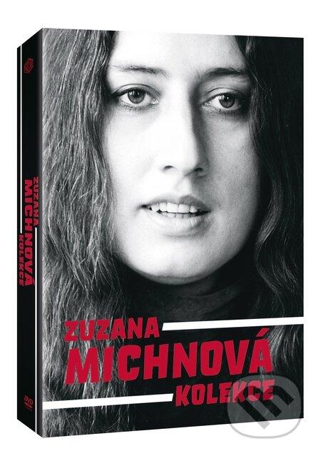 Zuzana Michnová kolekce DVD