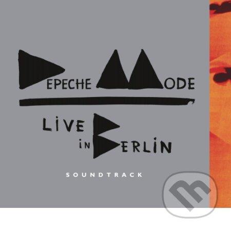 Depeche Mode: Depeche Mode Live In Berlin - Depeche Mode