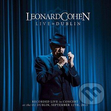 Leonard Cohen : Live In Dublin - Leonard Cohen