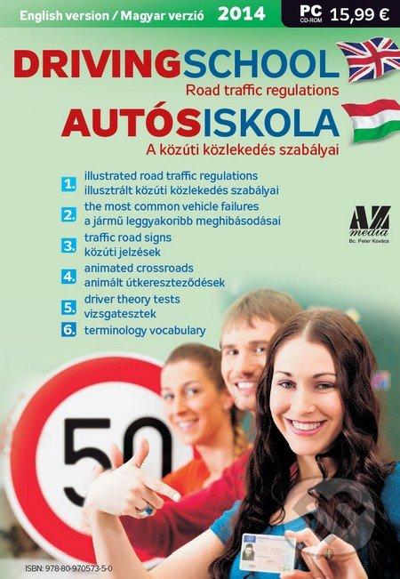 Driving School - Autósiskola 2014 EN-HU - Peter Kovács