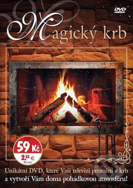 Magický krb DVD