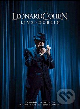 Leonard Cohen : Live In Dublin DVD - Leonard Cohen