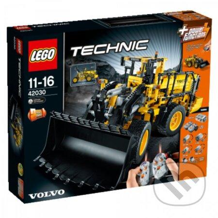 LEGO Technic 42030 VOLVO L350F Kolový nakladač -