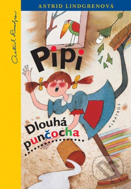 Pipi Dlouhá punčocha - Astrid Lindgren