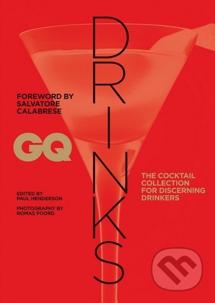 GQ Drinks - Paul Henderson