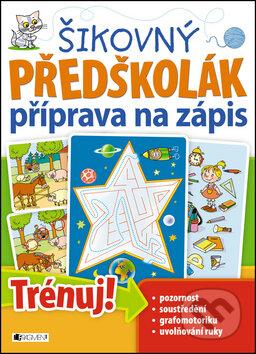 Šikovný předškolák - příprava na zápis -