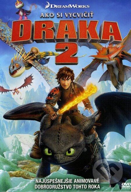 Ako si vycvičiť draka 2 DVD