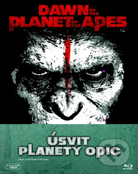 Úsvit planety opic 3D Steelbook STEELBOOK