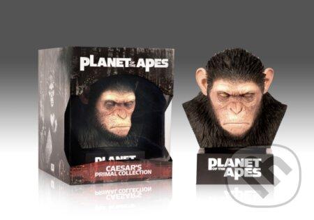 Planéta opíc Limitovaná edícia s hlavou Césara STEELBOOK