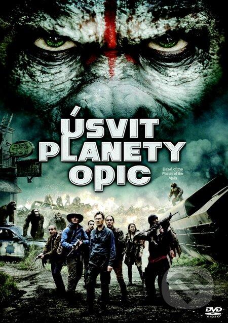 Úsvit planety opic DVD