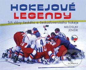 Hokejové legendy - Miroslav Jenšík