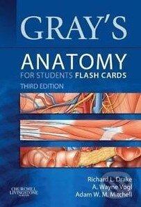 Gray\'s Anatomy for Students - Flash Card - Richard L. Drake a kol.