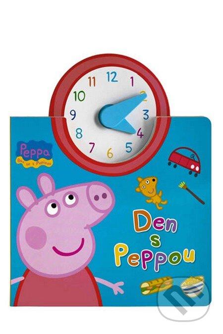 Egmont ČR Prasátko Peppa: Den s Peppou -