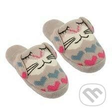 Veselé papuče Zajačikovia -