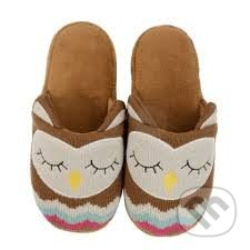 Veselé papuče Sovy -