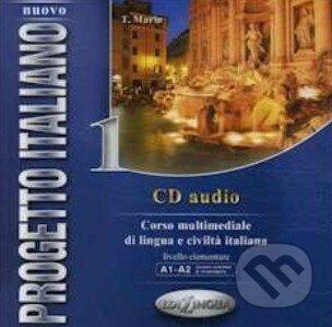 Nuovo Progetto Italiano 1: CD -