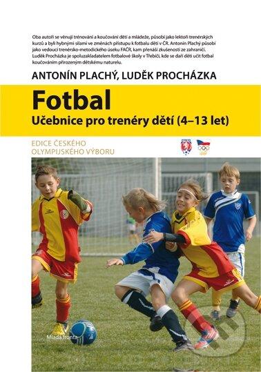 Fotbal - Antonín Plachý, Luděk Procházka