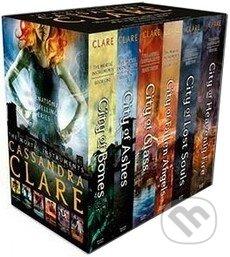The Mortal Instruments (Set 1 - 6) - Cassandra Clare