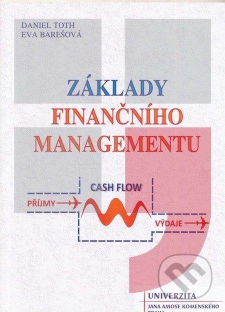 Základy finančního managementu - Daniel Toth