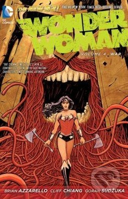 Wonder Woman (Volume 4) - Cliff Chiang, Tony Akins, Brian Azzarello