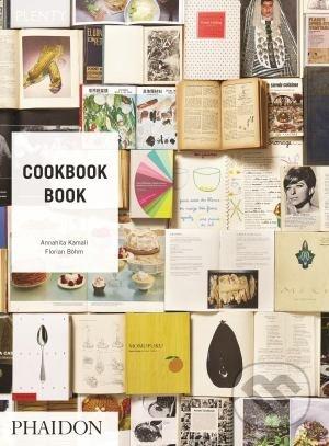 Cookbook Book - Florian Böhm, Annahita Kamali