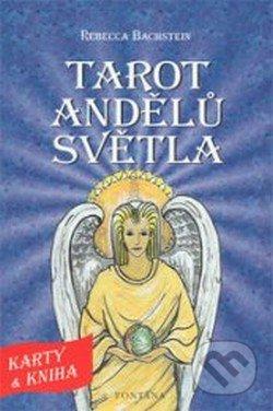 Tarot andělů světla (kniha + karty) - Rebecca Bachstein