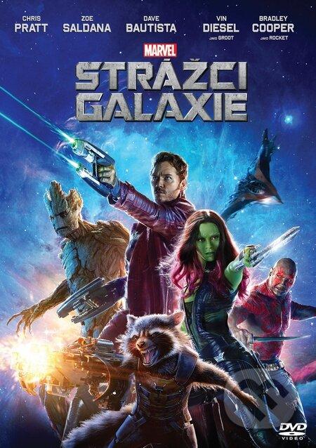 Strážci Galaxie DVD