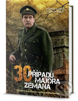 30 případů majora Zemana - Miroslav Graclík, Václav Nekvapil