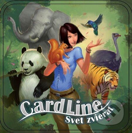 Cardline: Svet zvierat -