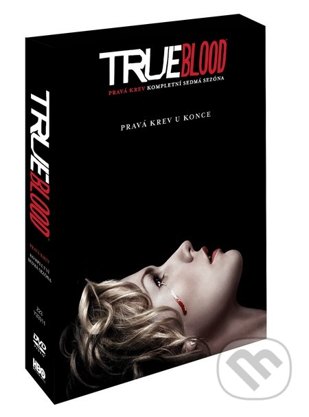 True Blood Pravá krev 7.série DVD
