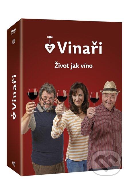 Vinaři DVD