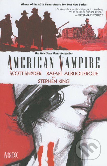 American Vampire (Volume 1) - Rafael Albuquerque, Stephen King, Scott Snyder