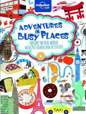 Adventures in Busy Places -
