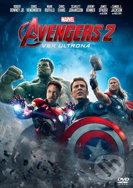 Avengers: Vek Ultrona DVD