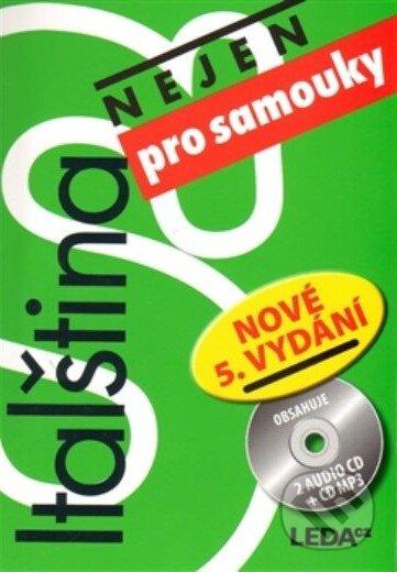 Italština (nejen) pro samouky + 2 CD -
