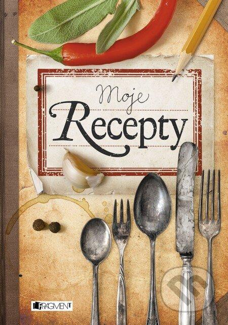Moje recepty – zápisník -