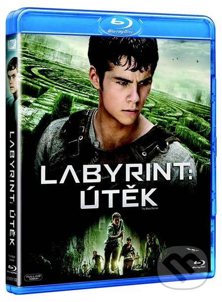 Labyrint: Útek BLU-RAY
