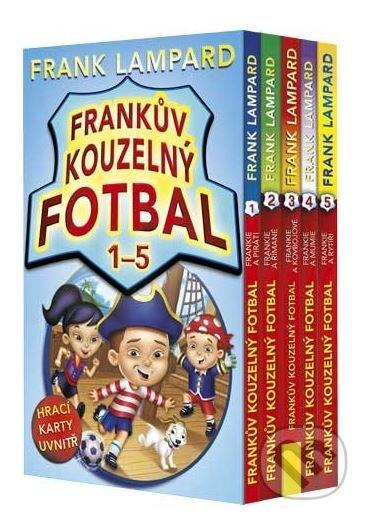 Frankův kouzelný fotbal (BOX) - Frank Lampard