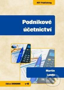 Podnikové účetnictví - Martin Landa