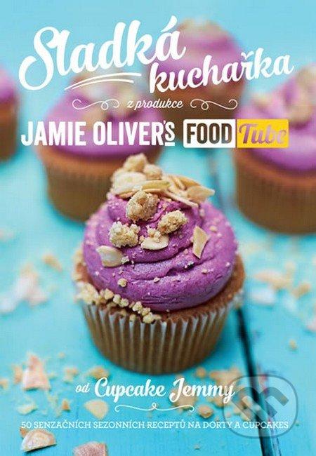 Sladká kuchařka - Jamie Oliver\'s Food Tube - Cupcake Jemma