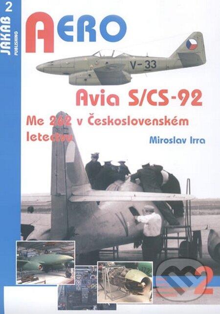 Avia S/CS-92 - Miroslav Irra