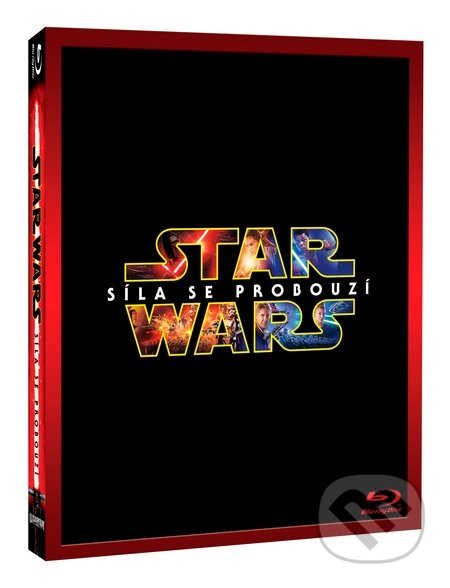 Star Wars: Síla se probouzí Limitovaná edice Darkside BLU-RAY