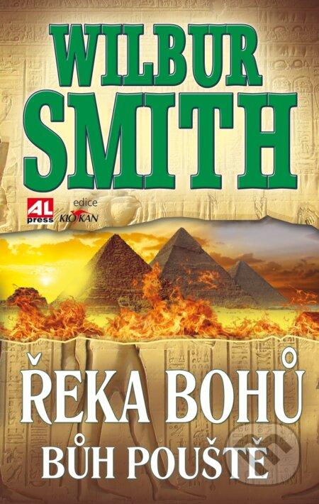 Řeka bohů - Bůh pouště - Smith Wilbur