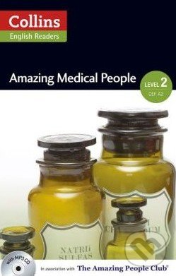 Amazing Medical People - F.H. Cornish, Fiona MacKenzie