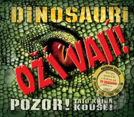Dinosauři ožívají! 3D - Robert Mash